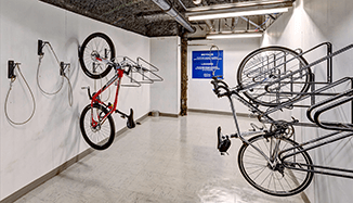 OSW Tenant Bike Room