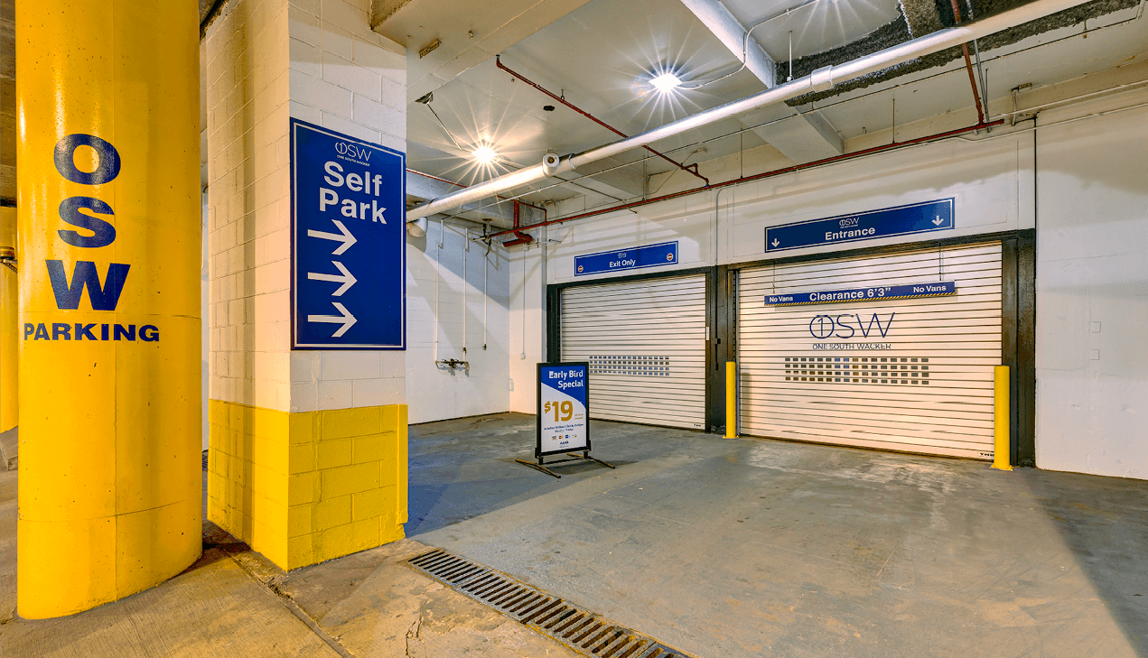 OSW Parking Garage
